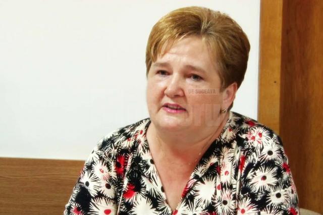 Prof. Gabriela Mihai, inspector școlar general