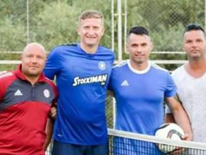 Eugen Airoaie şi Dorin Goian au câştigat prima ediţie a Cupei Bucovina după ce au trecut în finală de Liviu Luca şi Bogdan Radaviciute