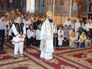 Liturghie arhierească închinată Anului omagial al satului românesc, la Bilca