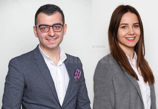 Răzvan Constantin Ungurașu și Denisa Alexandra Chifan