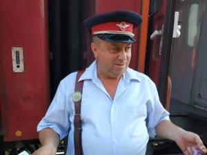 Cornel Grigoriciuc, şeful de tren care a adus banii şi actele uitate de proprietar