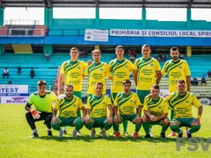 Foresta a trecut în turul III al Cupei României, după 3 - 0 la masa verde cu Sănătatea Darabani