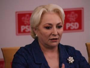 Premierul Viorica Dăncila va participa la slujba de la Mănăstirea Putna