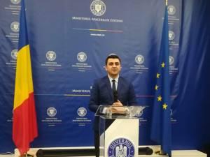 Gabriel Costche a fost numit de premierul României în funcţia de subsecretar de stat