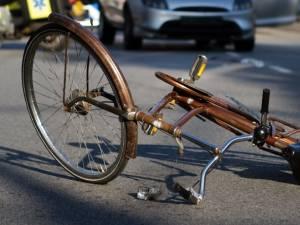 Val de accidente cu bicicliști pe drumurile din județ, în interval de câteva ore