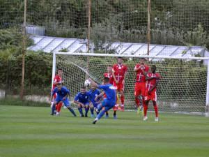 CSM Bucovina Rădăuţi a câştigat amicalul cu echipa din Liga I, FC Botoşani