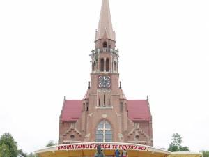Turla Sanctuarului Marian de la Cacica este în pericol