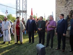 """Deschiderea oficială a Festivalului de Artă Medievală """"Ştefan cel Mare"""" Suceava, ajuns la a XIII-a ediție 2"""