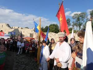"""Deschiderea oficială a Festivalului de Artă Medievală """"Ştefan cel Mare"""" Suceava, ajuns la a XIII-a ediție 3"""