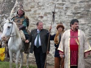 """Deschiderea oficială a Festivalului de Artă Medievală """"Ştefan cel Mare"""" Suceava, ajuns la a XIII-a ediție 4"""