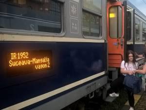 Trenului InterRegio Suceava-Mangalia
