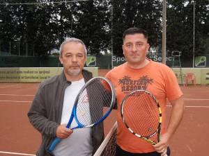 Horaţiu Neacşu şi Constantin Curic
