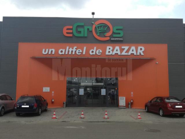 Cel mai nou bazar din Suceava te asteapta cu peste 12.000 mp de magazine