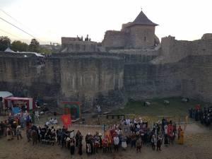 Festivalul  Medieval, la final