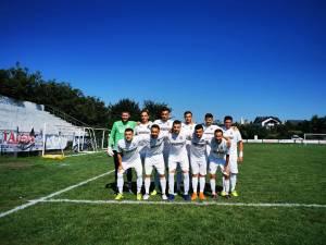 Juniorul Suceava a debutat cu o victorie pe teren propriu