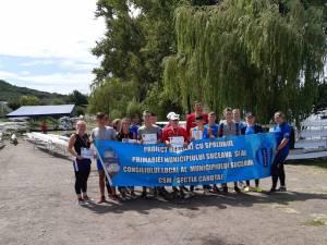 Canotorii de la CSM Suceava au câştigat 9 medalii la naţionalele de juniori