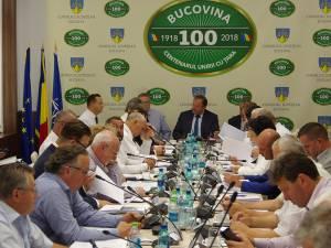 CJ Sucava a aprobat majorarea indicatorilor tehnico economici pentru modernizarea axei strategice Suceava - Iași