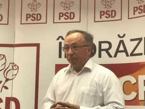 Preşedintele PSD Suceava, Dan Ioan Cușnir