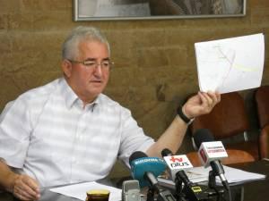 Primarul Ion Lungu a propus acordarea numelui Pimen Suceveanul unei strazi din municipiul Suceava