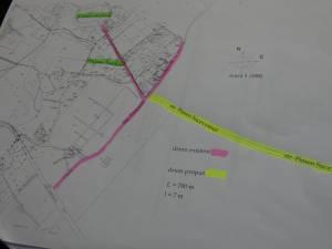 Unde se afla noua strada Pimen Suceveanul