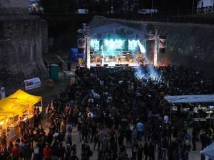 Bucovina Rock Castle va avea loc la finalul acestei săptămâni, în șanțul de apărare al Cetăţii de Scaun a Sucevei