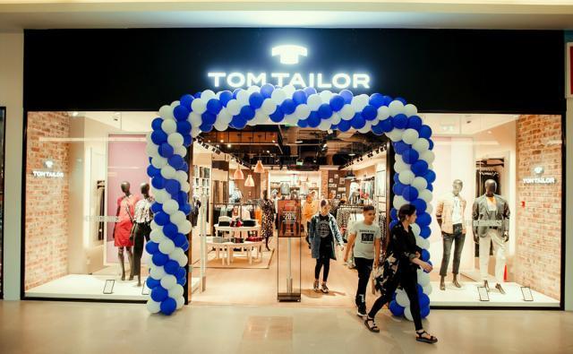 Singurul magazin din nordul țării al brandului Tom Tailor, deschis în Iulius Mall Suceava