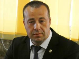 Viceprimarul Lucian Harșovschi, desemnat înlocuitor de drept al primarului Ion Lungu, cu susținerea PNL, PMP și ALDE