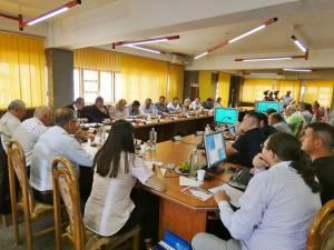 Extinderea sistemului de supraveghere video din Suceava a fost aprobată în ședința de joi a Consiliului Local