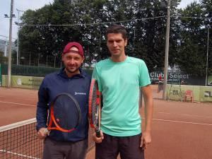 Daniel Isopescu și Ionuț Rădășanu au concurat în cadrul Categoriei Secundară