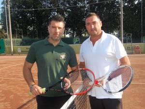 Ovidiu Bîrsei și Mihai Macarie au evoluat în cadrul Categoriei Principală