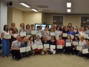 """Prima Universitate de Vară """"MERITO"""" organizată la Suceava a reunit 51 de profesori suceveni, dar și din Bihor, Bacău și Brașov"""