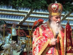 ÎPS Pimen, Arhiepiscopul Sucevei şi Rădăuţilor, împlinește duminică, 25 august, 90 de ani