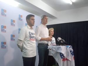 Adrian Radu Rey, Dan Barna și Teodora Munteanu