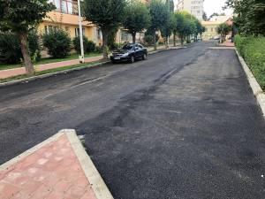 Lucrările de modernizare s-au finalizat pe strada Anastasie Crimca