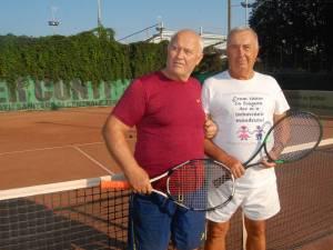 Constantin Chetraru și Vasile Vrînceanu au evoluat în cadrul Categoriei Veterani