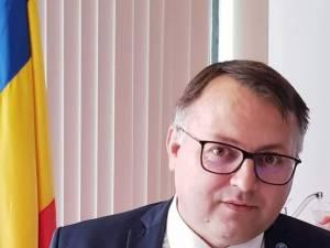 Subsecretarul de stat în Ministerul Dezvoltării Cristian Şologon