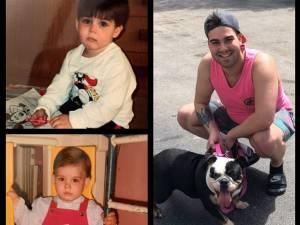 Dragoș își caută familia din România