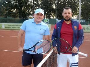 Codruț Popescu și Florin Hostiuc s-au întâlnit în cadrul Categoriei Principală