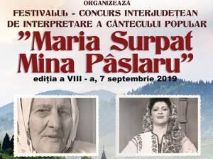 """Festivalul-concurs interjudeţean de interpretare a cântecului popular """"Maria Surpat – Mina Pâslaru"""", ediţia a VIII-a, la Sadova"""