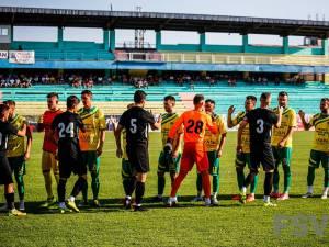 La trei zile de la duelul direct din Cupa României, Foresta şi Bucovina au programate meciuri în campionat. Foto: Costi Solovăstru