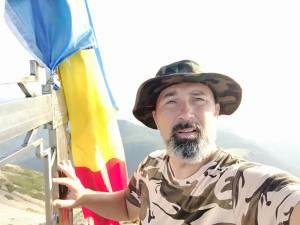 Profesorul Marius Lup este unul dintre promotorii taberei sportive de la Tişăuţi