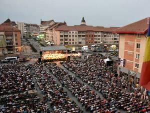 Concertul extraordinar va avea loc pe Esplanada Casei de Cultură a Sucevei