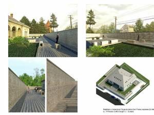 Memorial al Holocaustului evreilor din Bucovina, la Muzeul de Istorie din Siret