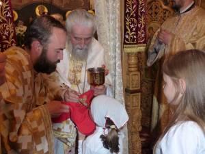 """Programul slujbelor la Biserica """"Sfântul Nicolae"""" din curtea Spitalului Vechi Suceava"""