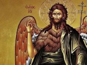 Cum a fost izbăvit în chip minunat un monah de către Sfântul Ioan Botezătorul