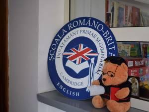 Școala este singura din zona Moldovei. Foto: scoalabritanica.ro