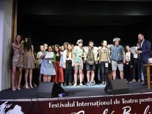 """Trupa Gong din Roman a câştigat trofeul Festivalului """"Grigore Vasiliu Birlic"""""""