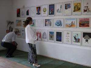 """""""Revelionul Caricaturiştilor"""", pe 1 septembrie, la Fălticeni"""