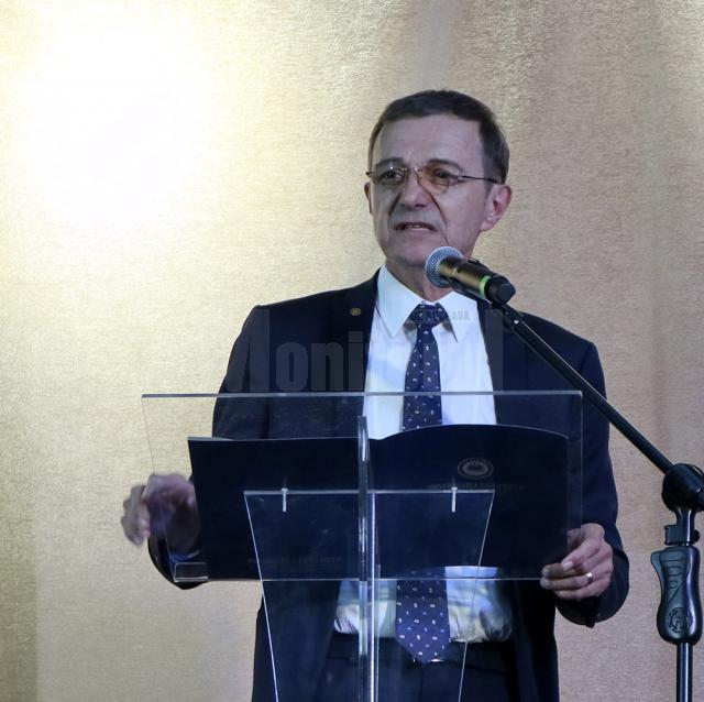 Academicianul Ioan Aurel Pop, preşedintele Academiei Române, s-a întâlnit cu un numeros public din urbea de pe Şomuz