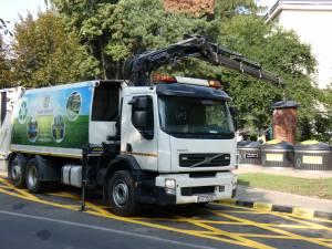 Cel mai modern sistem de colectare a gunoiului menajer a fost inaugurat la Suceava 3